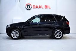 BMW X5 XDRIVE 30D 258HK M-SPORT D-VÄRM SE.UTR!