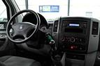 Volkswagen Crafter Kranbil Double Cab 35 2.0 TDI D-Värm 163hk