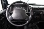 Jeep Wrangler 4.0 V6 Automat 177hk Extremt fin