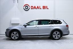 VW Passat  ALLTRACK 4M GTS 240HK P-VÄM DRAG COCKPIT