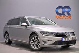 VW Passat 1.4 Plug-in-Hybrid Sportscombi (218hk)