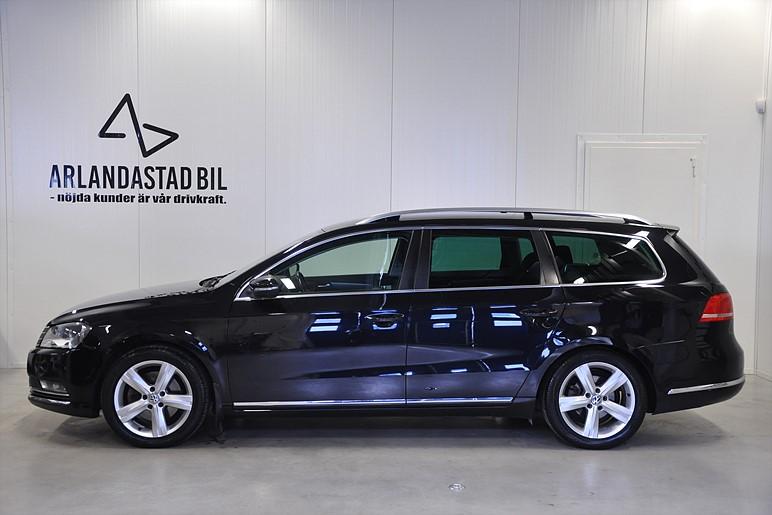VW Passat TDI 170hk GT Aut