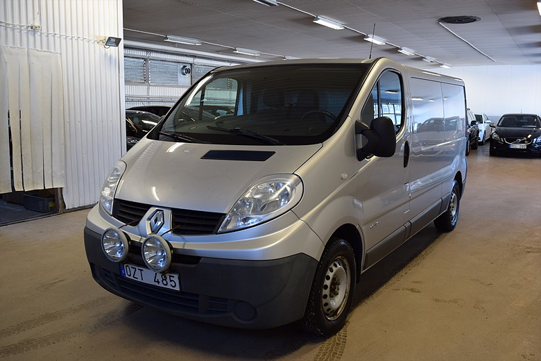 Renault Trafic 2.0 dCi Skåp/Buss (115hk)