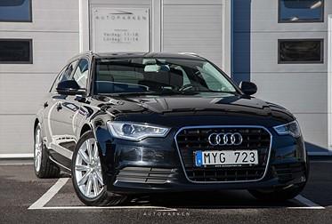 Audi A6 Avant 2.0 TDI 177Hk