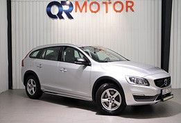 Volvo V60 CROSS COUNTRY D4 AWD Aut  Summum Euro 6 190hk