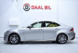 Lexus IS 300H 2.5 223HK EXECUTIVE KAMERA RATTVÄRME