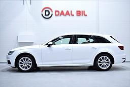 Audi A4 2.0 TDI 190HK PROLINE QUATTRO D.VÄRM DRAG
