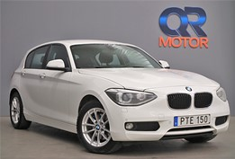 BMW 118d xDrive / P-sensor / Sportstolar 143hk