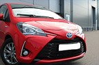 Toyota Yaris 1.5 Hybrid 5dr (101hk) Momsbil Backkamera
