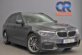 BMW 520 d xDrive M-Sport / Eu6 / Panorama / Harman 190hk