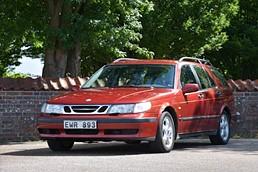 Saab 9-5 2.0t Kombi Automat (150hk) / Drag
