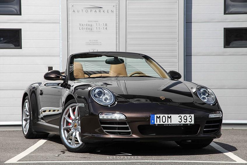 Porsche Carrera 911 4S Cabriolet
