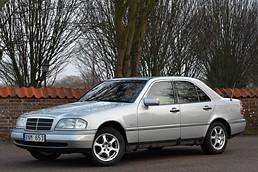 Mercedes-Benz C 180 / Drag /