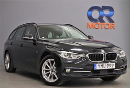 BMW 320d xDrive Touring, F31 (190hk)