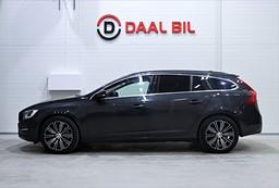 Volvo V60 D6 HYBRID AWD 283HK VOC NAVI DRAGKROK FULLSERVAD
