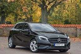 Mercedes-Benz A 200 / Navi / PTS