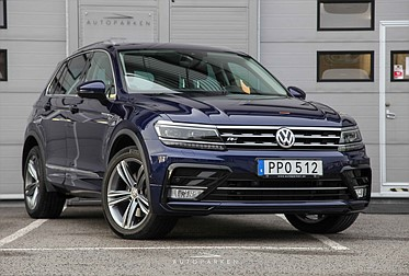 VW Tiguan 2.0 TSI R-line 4MOTION Executive