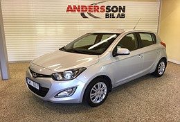 Hyundai i20 1.2 (85hk)