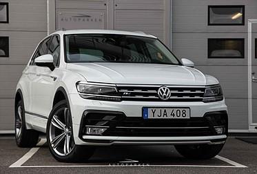 Volkswagen Tiguan TDI R-Line Executive