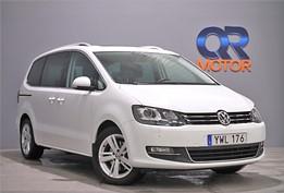 VW Sharan 2.0 4M Panorama D-Värme El-Dörrar 184hk