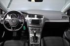 Volkswagen Golf 1.6 TDI / Automat / Style Eu6 Nav B-kamera