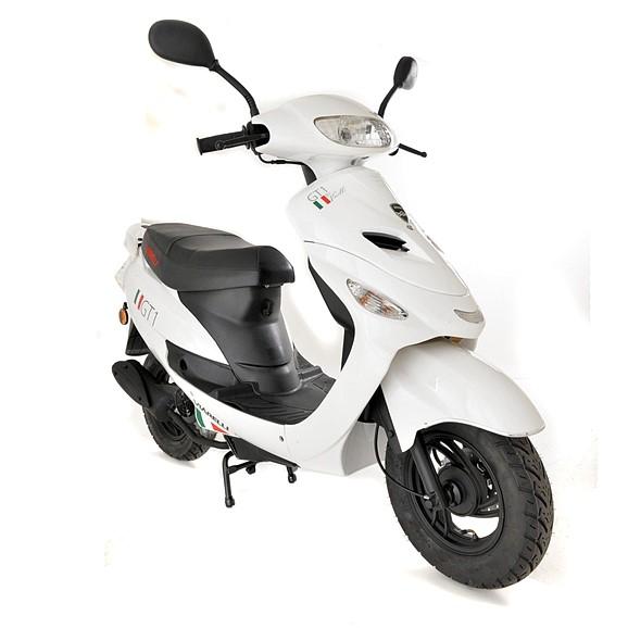 Viarelli GT1 EU-scooter Klass 2 (25 km/h)