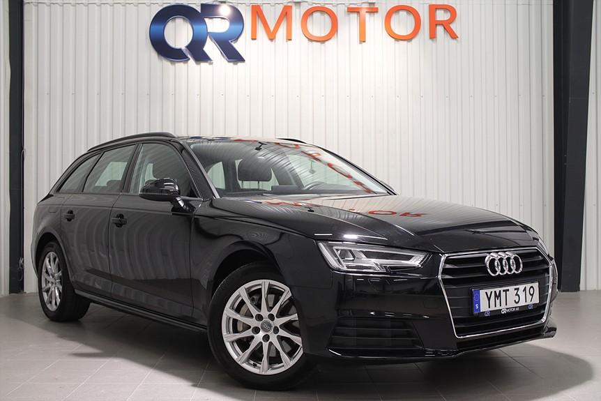Audi A4 2.0 TDI Avant (190hk)
