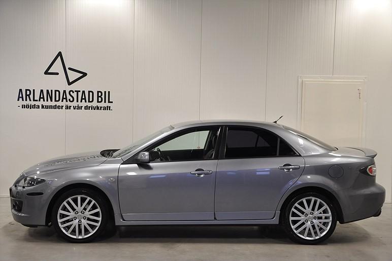 Mazda 6 2,3 260hk 4WD