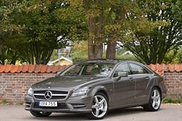 Mercedes-Benz CLS 500 4-MATIC AMG