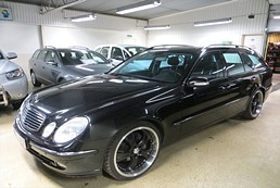 Mercedes-Benz E 320 T CDI (204 HK)