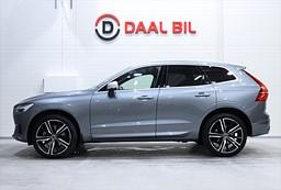 Volvo XC60 D5 AWD R-DESIGN 235HK VOC PANO 360°K B&W® HUD NAV
