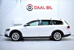 VW Passat ALLTRACK 2.0 TDI 177HK 4M PREMIUM DRAG D.VÄRM