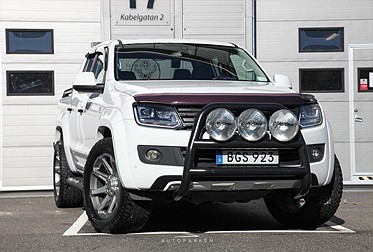 Volkswagen Amarok Canyon 180hk 4Matic Automat