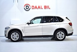BMW X5 40D 313HK XDRIVE MAXUTRUSTAD! BMWSERV.