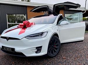 Tesla Model X P90D 773HK Performance Dual