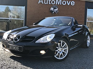 MERCEDES BENZ SLK 350 Roadster