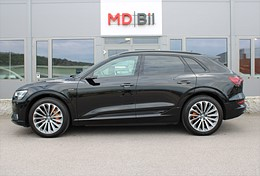 Audi e-tron 55 quattro 95 kWh Proline Advanced Momsbil