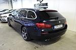 BMW 520d 184hk xDrive Aut /P-värmare/Nav