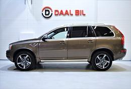 Volvo XC90 D5 AWD 200HK 7-SITS R-DESIGN SE.UTR