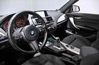 BMW 118 d M-Sport / Nav / P-sensorer / Alcantara 150hk
