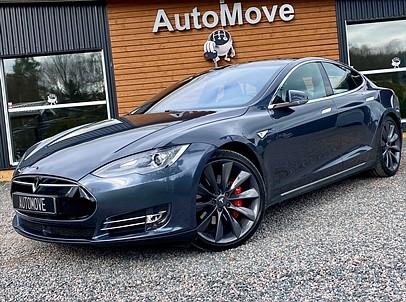 Tesla Model S P85D INSANE+ (738hk)