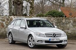 Mercedes-Benz C 350 CDI T / Comand / lucka