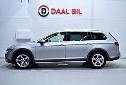 VW Passat ALLTRACK 2.0 190HK 4M EXECUTIVE DRAG PDC