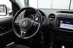 VW Amarok 2.0 TDI 4motion Flakbåge (180hk)