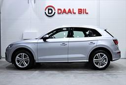 Audi Q5 2.0 TDI QUATTRO 190HK S-LINE PANORAMA DRAG