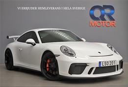 Porsche 911 GT3 991 / Carbon / Svensksåld / Obs spec 500hk