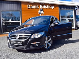 VW PASSAT CC 4-Motion DSG