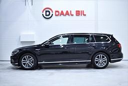 VW Passat 2.0 TDI 190HK 4M R-LINE PANO 360° HDU NAVI