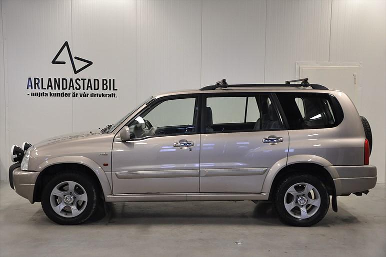 Suzuki Grand Vitara XL7 V6