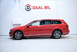 Volkswagen Passat 2.0 4MOTION GTS 240HK MOMS EXECUTIVE SE.UTR!!
